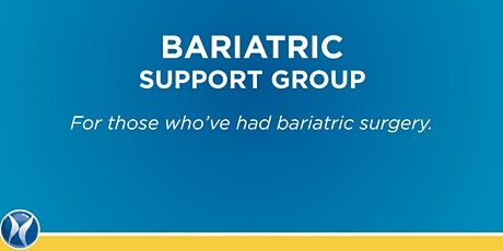 Bariatric Support Group: Lutheran Hospital tickets