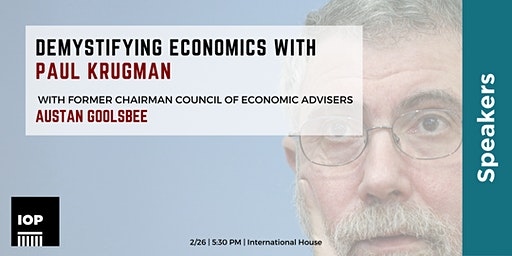 Demystifying Economics with Paul Krugman