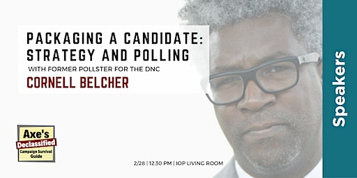 Packaging a Candidate: Strategy and Polling