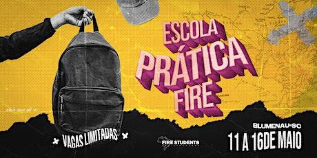 FIRE STUDENTS - ESCOLA PRÁTICA - TURMA MINISTÉRIO ABA ingressos