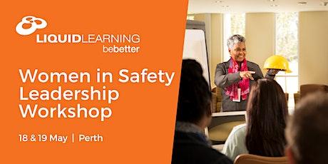 Women in Safety Leadership Workshop Perth tickets