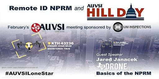 Remote ID NPRM and pre-Hill Day 2020!