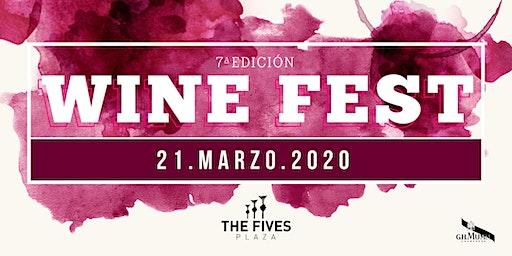 WINE FEST 7a EDICIÓN