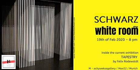 SCHWARZ plays White Room Tickets