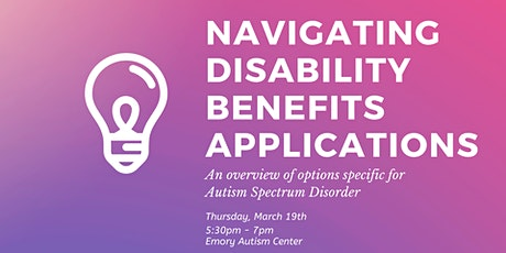 Navigating Disability Benefits Applications tickets