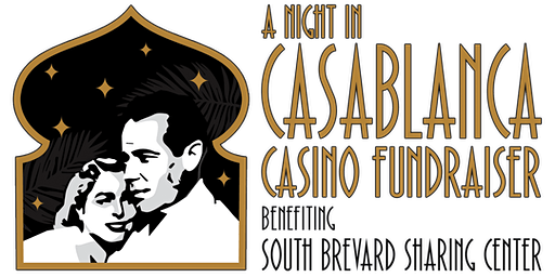 A Night in Casablanca Casino Fundraiser 2020 benefiting SBSC