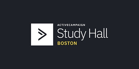 ActiveCampaign Study Hall | Boston tickets
