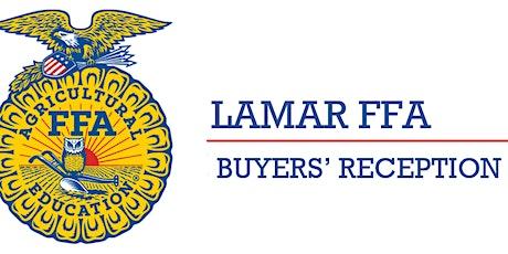Lamar FFA Buyers' Reception tickets