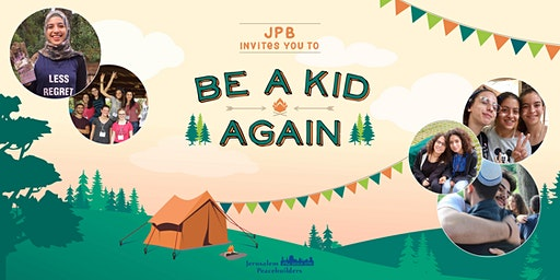 Be a Kid Again Fundraiser