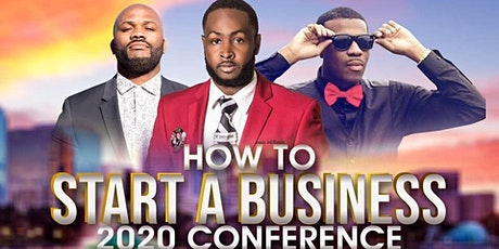 How To Start Business Conference 2020 tickets