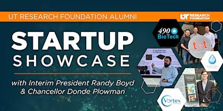 UT Research Foundation Alumni Startup Showcase tickets