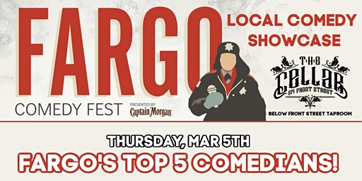 Fargo Comedy Fest - Local Showcase
