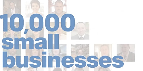 10,000 Small Businesses Open House tickets