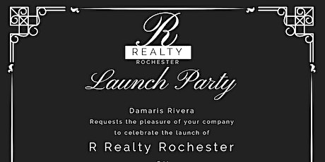 R Realty Rochester's Launch Party tickets
