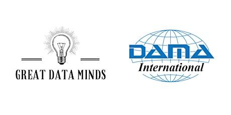 Great Data Minds at DAMA International: Embracing Data Modernization tickets