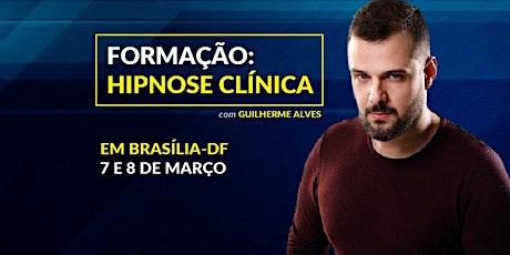 Hipnose Clínica e Regressiva - Brasília/DF ingressos