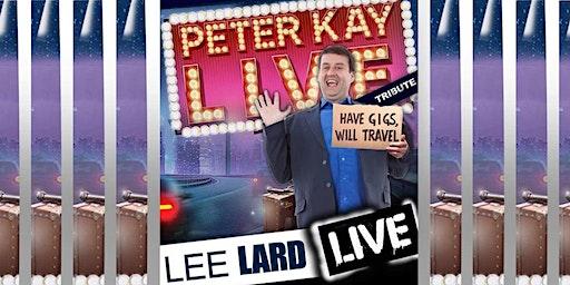 Lee Lard Live!
