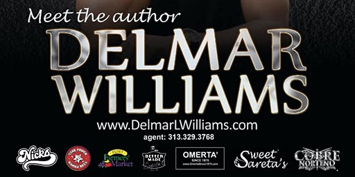 BOOK SIGNING w/Author Delmar L Williams POWERofCHOICE