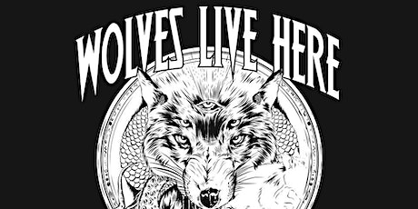 Wolves Live Here, Earth Crawler, Evil Mr. Bear tickets