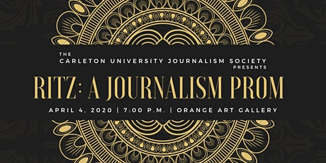 Ritz: A Journalism Prom tickets