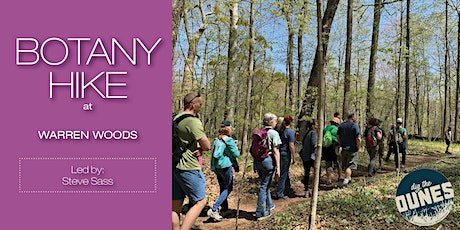 Dig the Dunes Botany Hike tickets
