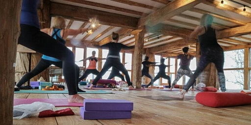 Pop-up Dynamic Yoga Flow