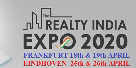 The Realty India Property Expo 2020 tickets