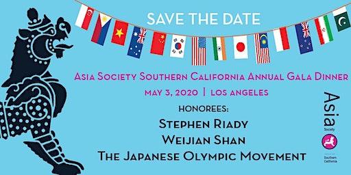 Asia Society Southern California 2020 Annual Gala Dinner