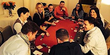 Poker Kurs für Beginner (Texas Hold'em) Tickets