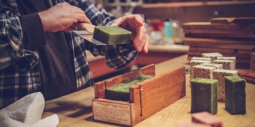 Make Your Own Natural Soap!