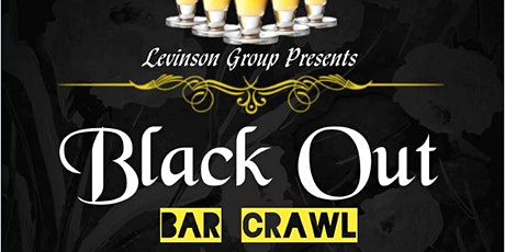 Black Out Bar Crawl and Ball tickets