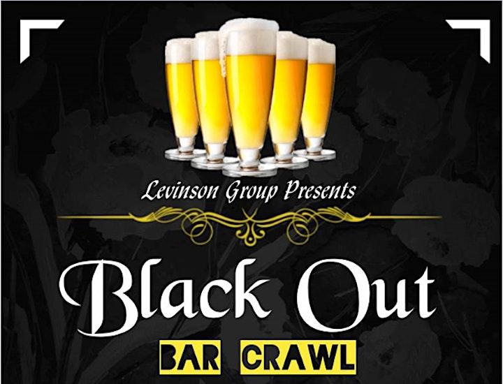 Black Out Bar Crawl and Ball image