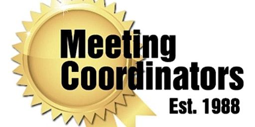 Meeting Coordinators Meeting Planner Meet-Up