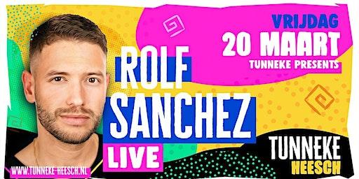 Rolf Sanchez *Live*