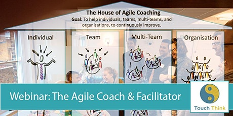 How to be a Good (even Great) Agile Coach & Facilitator  tickets