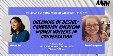Dreaming of Desire: Cambodian American Women Writers in Conversation tickets