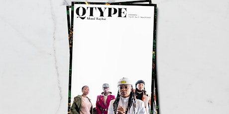 QTYPE Fashion Magazine Release Party tickets