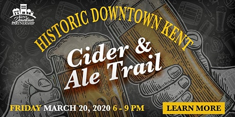 Cider & Ale Trail tickets