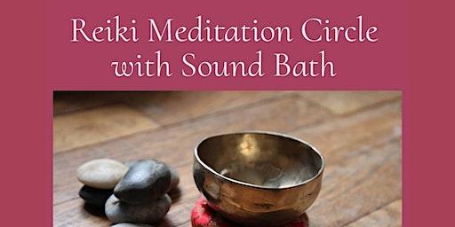 Reiki Meditation Circle