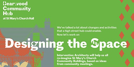 Designing Bearwood Community Hub - workshop with architects 1.30pm or 7pm  tickets