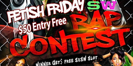 Fetish Friday The 13th PreSXSW Contest tickets