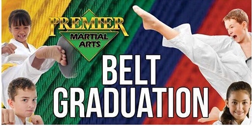 Little Champions Belt Graduation - March 2020