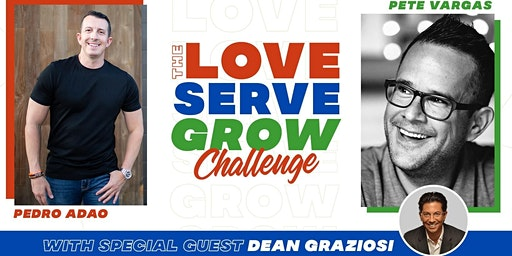 Love Serve Grow Challenge - Using Income for Impact