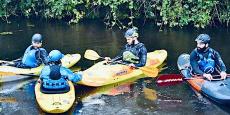 Kayak taster days tickets
