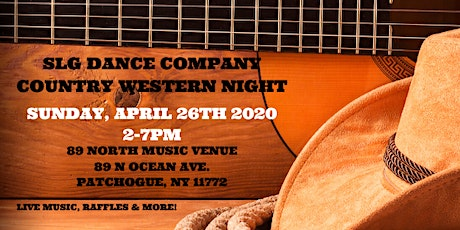 SLG Dance Company Country Western Night tickets