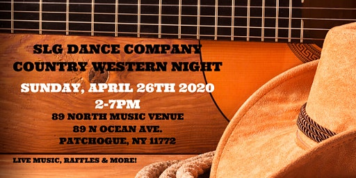 SLG Dance Company Country Western Night