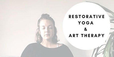 Restorative Yoga and Art Therapy tickets
