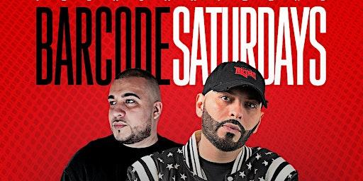 Saturdays @barCode NJ