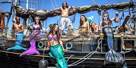Pirates and Mermaids Massive Theme Bar Crawl and Ball tickets