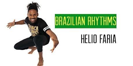 Brazilian Rhythms Dance Workshop with Helio Faria tickets